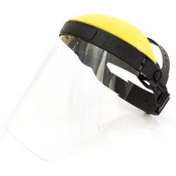 Ochraniacz twarzy i skroni...