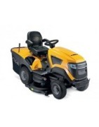 Traktory ogrodowe z koszem, bocznym wyrzutem, czy agregatem z przodu
